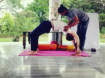 Alignment Class at AlakhYog